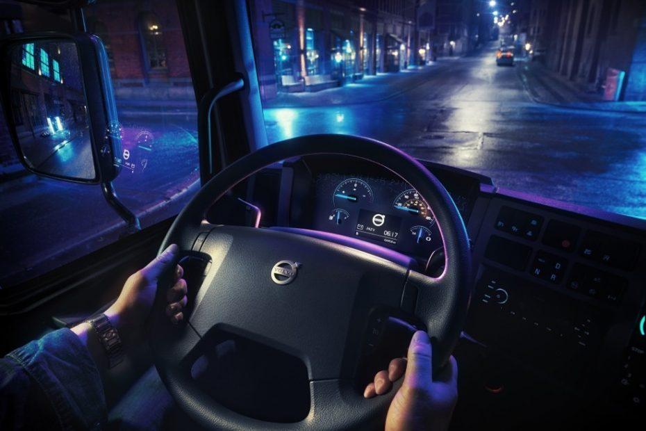 Volvo - caminhão - construção civil